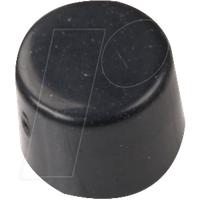 SCV 1SW - Kappe für SDT 21.., schwarz