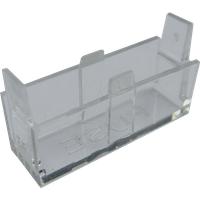 RND 170-00189 - Abdeckkappe für 5 x 20 mm Halter, 250 V, 10 A, transparent
