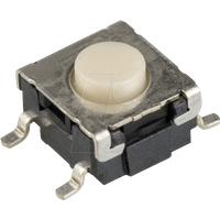 OMR B3S-1000P - Taster, SMD, 1 Schließer (NO)