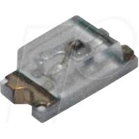 RND 135-00181 - LED, SMD, 0603, rot, 120 mcd