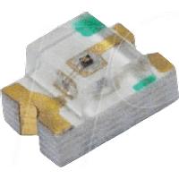 RND 135-00184 - LED, SMD, 0805, rot, 115 mcd