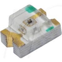RND 135-00185 - LED, SMD, 0805, gelb, 120 mcd