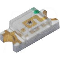 RND 135-00187 - LED, SMD, 1206, grün/gelb, 40 mcd