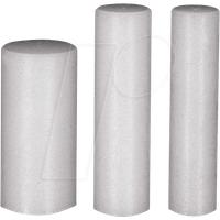 LAPP 53100005 - Staubschutz, Ø 5 mm, grau, IP68