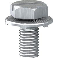 AF1VA410 - Befestigungsschrauben für Stahlgehäuse CRN, Gewinde M4 x 10mm