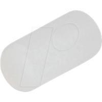 LAPP 53100004 - Staubschutz, Ø 4 mm, grau, IP68