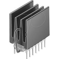 ICK 16 H - Kühlkörper 12 x 16 x 20,5 mm, für DIL - IC