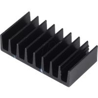 ICK SMD B5 - Kühlkörper SMD 19,0 x4,8x 5,0mm, Boden 1mm