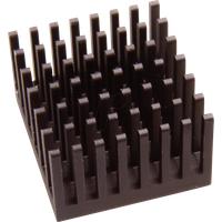 V ICK PGA25X28 - Kühlkörper für PGA, 25 x 28 x 15,3 mm