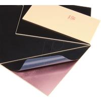 FHPCU 75X100 - Fotoplatine, Hartpapier, einseitig, 75x100mm