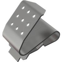 KEYSTONE 204 - Batteriekontakt für 1 Microzelle (AAA)