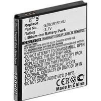 AKKU SAM 19 - Smartphone-Akku für Samsung-Geräte, Li-Ion, 1500 mAh