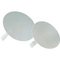 EL DOS DECKEL - Feder-Steckdeckel für Schalterdose für Ø 60mm