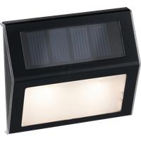 PLM 94234 - LED-Solarleuchte, Strahler, grau, IP44