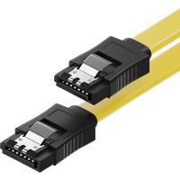 MK-MK1242 - SATA III 6Gb/s Kabel - 0,30m gelb