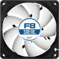 AC FAN F8 SILENT - Arctic Gehäuselüfter F8 Silent, 80 mm