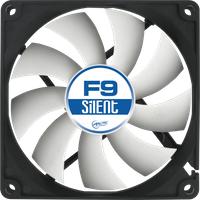 AC FAN F9 SILENT - Arctic Gehäuselüfter F9 Silent, 92 mm