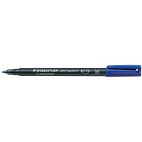 STAEDTLER 317BL - Permanent-Universalstift M,1,0 mm, blau