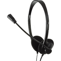 LOGILINK HS0001 - Headset, Klinke, Stereo