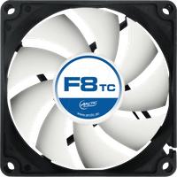 AC FAN F8TC - Arctic Gehäuselüfter F8 TC, 80 mm
