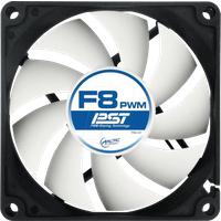 AC FAN F8 PWMPST - Arctic Gehäuselüfter F8 PWM PST, 80 mm