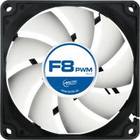 AC FAN F8 PWM - Arctic Gehäuselüfter F8 PWM, 80 mm