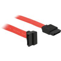 DELOCK 84220 - Kabel SATA 50cm rot ob/ge