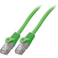 EFB K8110GN.0.5 - Cat.5e U/UTP, Patchkabel, 0,5 m, grün