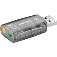 GOOBAY 95451 - USB 2.0 Soundkarte