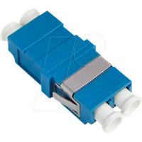 LOGILINK FA03LC1 - LWL-Kupplung LC/LC duplex