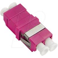 LOGILINK FA03LC4 - LWL-Kupplung LC/LC duplex
