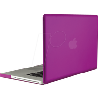 LOGILINK MPR13DP - Hartschalen-Schutzhülle Macbook 13.3 Retina, violett
