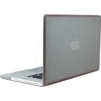 LOGILINK MPR13GR - Hartschalen-Schutzhülle Macbook 13.3 Retina, stahlgrau