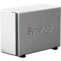 Synology 218J12 - NAS-Server DiskStation DS218j 12 TB HDD