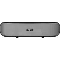 GOOBAY 95041 - Lautsprecher, PC/Laptop, USB, SoundBar