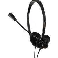 LOGILINK HS0002 - Headset, Klinke, Stereo