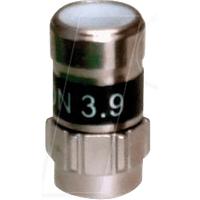 CC F-56 3.9 - F-Stecker, Self-Install, für Ø 5,7 - 6,2 mm Kabel