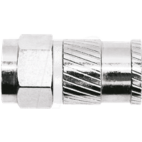 CFS 93-51 - F-Kompressionsstecker, NITIN, für Ø 5,1 mm Koaxialkabel