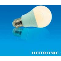 HEIT 15041 - LED-Lampe E27, 10 W, 806 lm, 3000 K, flackerfrei