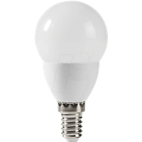 N LEDBDE14G45 - LED-Lampe E14, 6 W, 470 lm, 2700 K, dimmbar