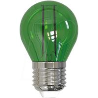 SKY LL-HBFC2702G - LED-Lampe E27, 2 W, grün, Filament