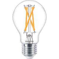 PHI 77042600 - LED-Lampe E27, 7 W, 806 lm, 2200-2700 K, Filament