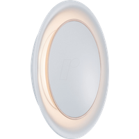 PLM 92926 - Einbauleuchte Neordic, 2,5 W, 180 lm, 2700 K, weiß matt