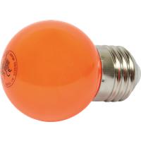 SYN 124280 - LED-Lampe E27, 1 W, orange