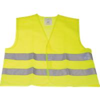 BIKE 40137 - Bike - Warnweste für Kinder, Größe S, gelb