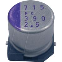 RD P-ELKO 1 - Polymer-Elko 39µF 16VDC