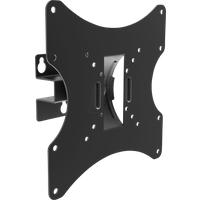 PM-LM-TS32B - TV Wandhalterung, neigbar, schwenkbar, 17''- 37'', schwarz