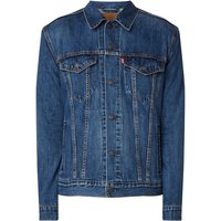 Levi's The Trucker Jacket denim jack met knoopsluiting