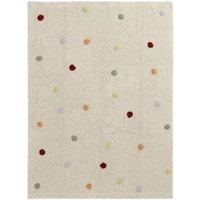 Alfombra lavable Multi Dots