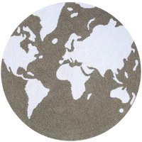 Alfombra lavable Map